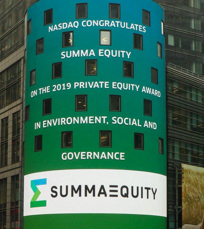 Summa Equity majoritetsägare i Infobric